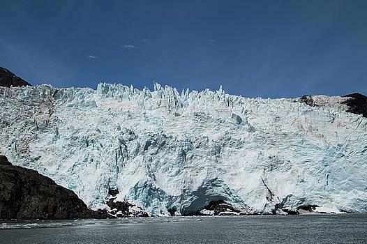 Gloria Anderson - Glacier creeping