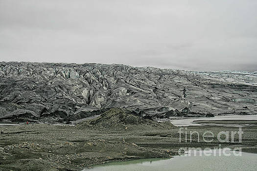 Patricia Hofmeester - Glacier in Iceland