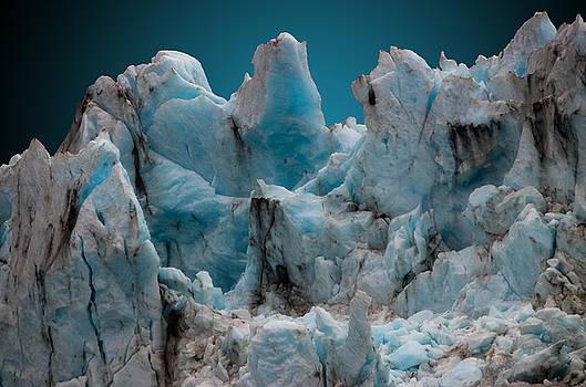 Glacier Mountain by Brian Stevens