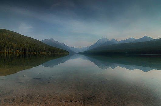 Glacier National Park by Diane Hawkins