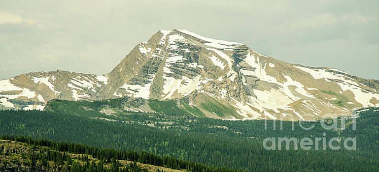 Glacier National Park Montana by Nick Boren