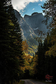 Glacier National Park by Roy Nierdieck