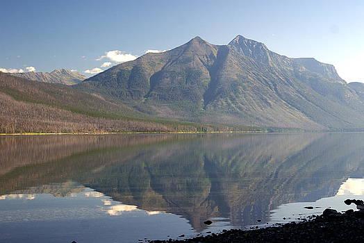 Marty Koch - Glacier Reflection1