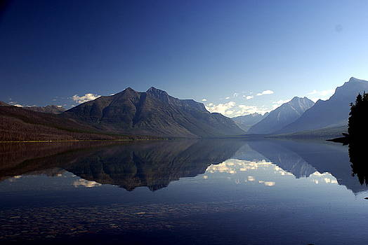 Marty Koch - Glacier Reflections 2