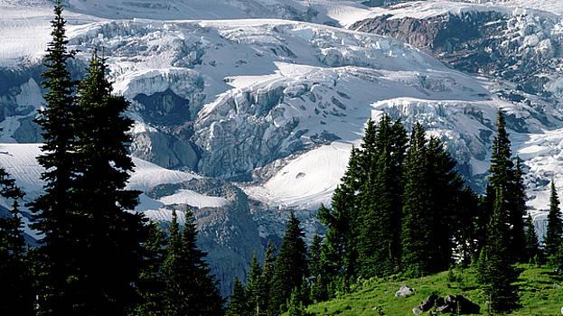 Glacier by Scott Nelson