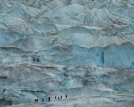 Bill Kellett - Glacier Trek