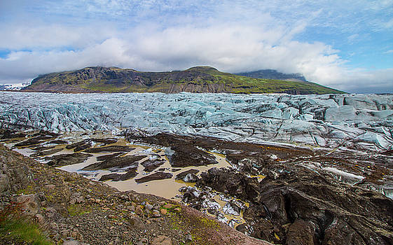 Venetia Featherstone-Witty - Glacier, Vatnajokull National Park, Iceland