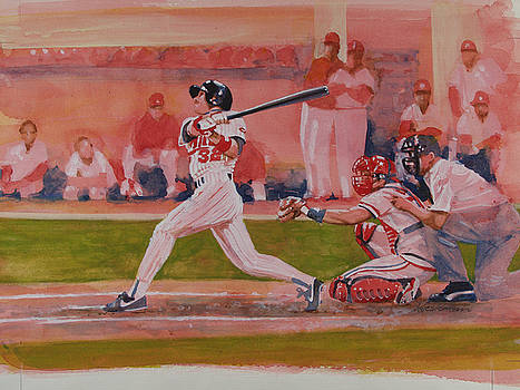 Gladden's Grand Slam by Steven Paul Carlson