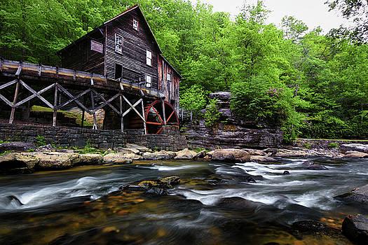 Glade Creek Grist Mil by Jeremy Clinard