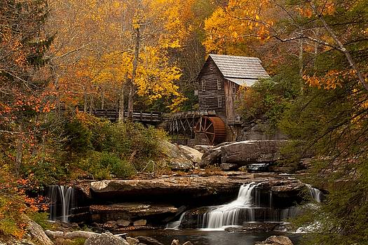 Glades Creek Mill by Doug McPherson
