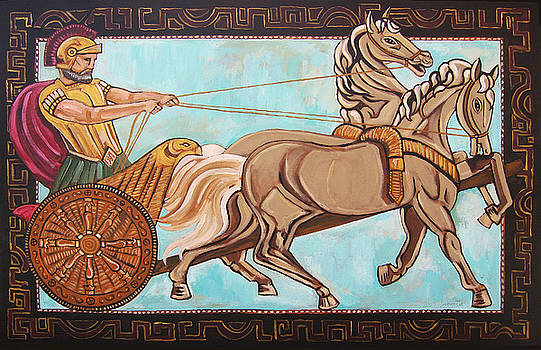 Gladiator by John Keaton