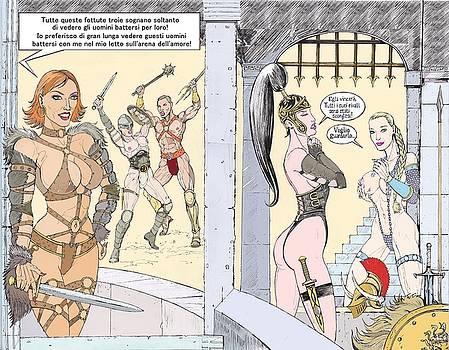 Gladiatori di Roma - Bonus Page by Alan Lancaster