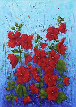 Gladiolus by Monica Burnette