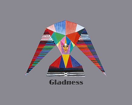 Gladness text by Michael Bellon