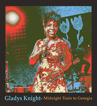 Gladys Knight by Michael Chatman
