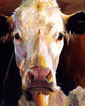 Gladys the Cow by Cari Humphry