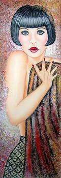 Glamour - 1 by Carmen Junyent