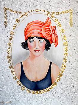 Glamour 19 by Carmen Junyent