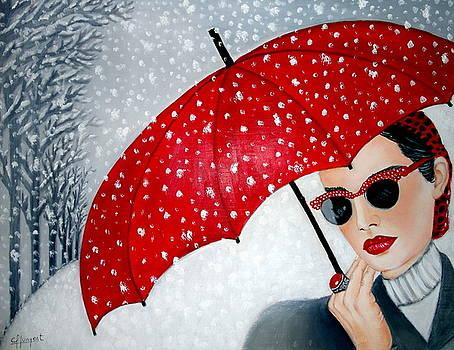 Glamour En Invierno by Carmen Junyent