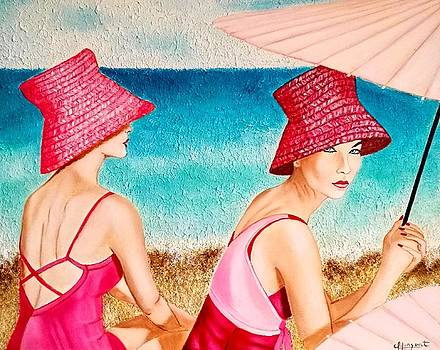 Glamour En Verano by Carmen Junyent