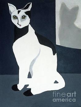 Glamour Puss by E Bogard