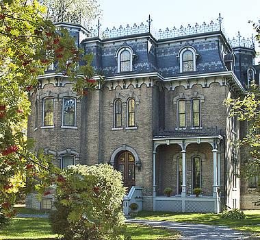 Michael Rutland - Glanmore House