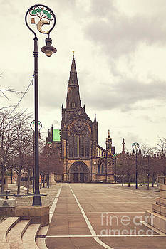 Sophie McAulay - Glasgow cathedral Scotland