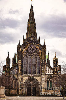 Sophie McAulay - Glasgow medieval cathedral