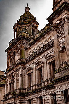 Sophie McAulay - Glasgow old buildings