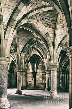Sophie McAulay - Glasgow university arches