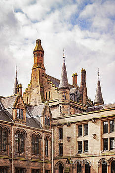 Sophie McAulay - Glasgow University architecture