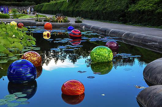Glass at Biltmore by CK Brown