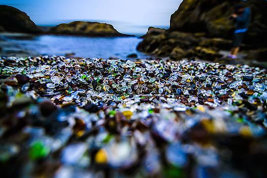 Glass Beach by Brandon McClintock