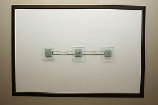 Glass Block by Noel Fludgate