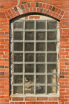 Glass Block Window by Peter J Sucy