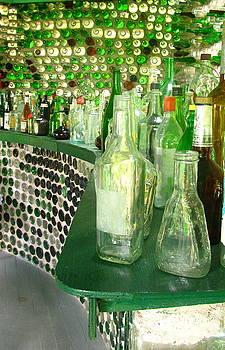 Tammy Bullard - Glass Bottle Bar