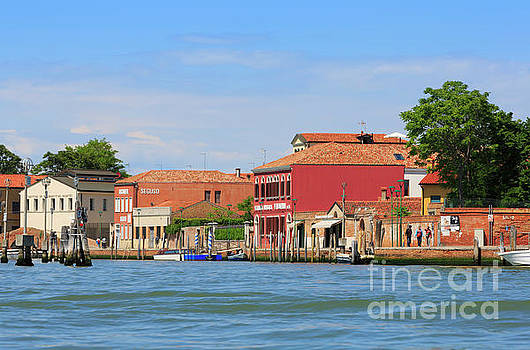 Glass Factories, Murano, Italy by Louise Heusinkveld