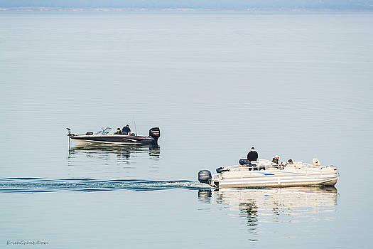 Glass Fishermen by Erich Grant