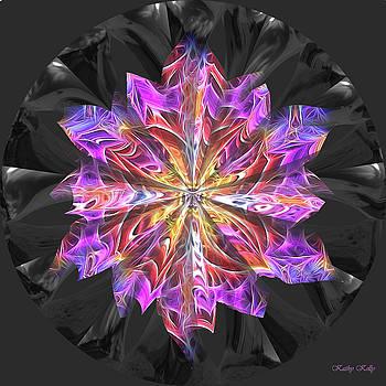 Kathy Kelly - Glass Flower