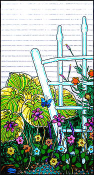 Glass Garden Left by Rich Travis