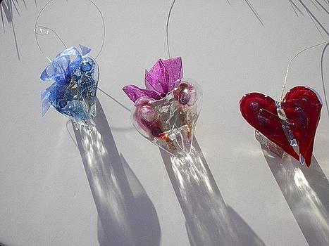 Glass Heart by Jolanta Sokalska