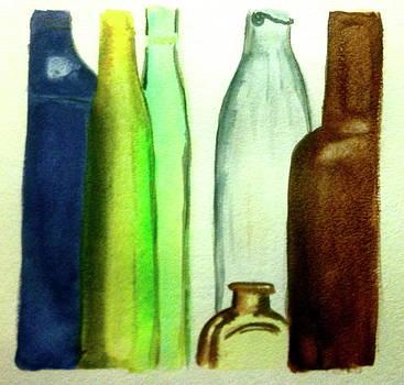 Jonathan Kotinek - Glass