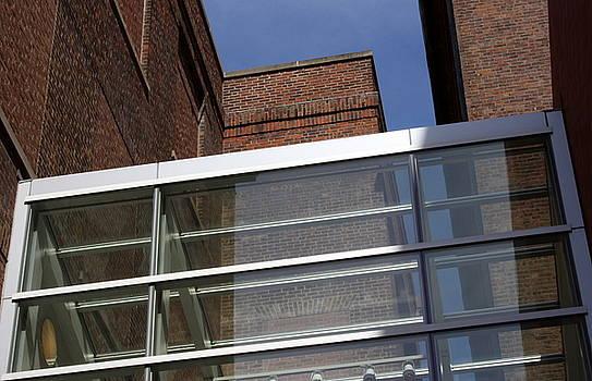 Anne Babineau - glass passageway