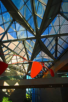 Glass roof, NGA by Bill Jonscher