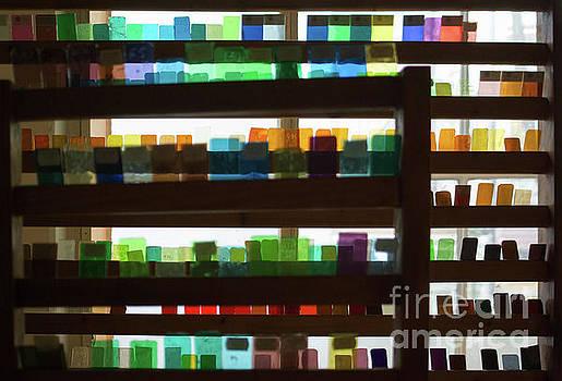Glass Samples by John Janicki