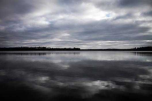 Glassy Lake by Mary Nash-Pyott