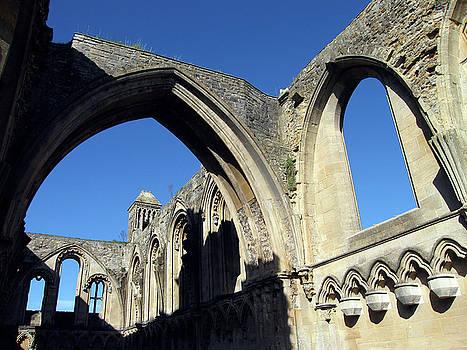 Kurt Van Wagner - Glastonbur Abbey 2