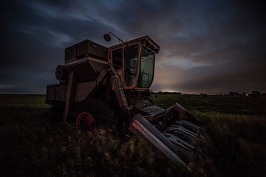 Gleaner by Aaron J Groen