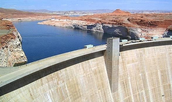 Glen Canyon Dam by Will Borden