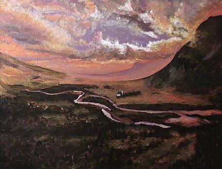 GLENCOE ANGELS of Scotland by Patricia Hovey